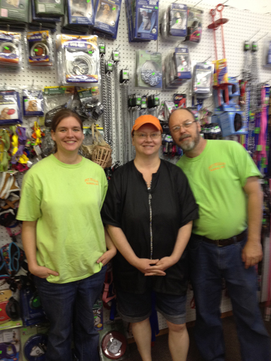 PHOTO: Pet Store Workers. CREDIT: Courtesy of Pet Freaks