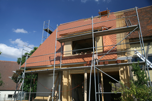 PHOTO: Undertaking a home remodel in Utah requires a licensed contractor. Photo credit: iStockphoto.