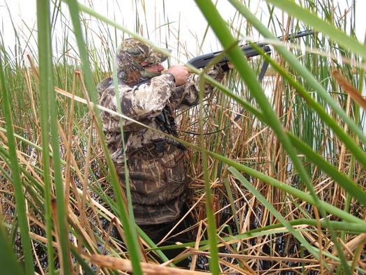 PHOTO: North Carolina hunter. Courtesy of T. Edward Nickens