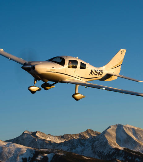 PHOTO: 167,000 piston-powered general aviation aircraft in the U.S. use leaded aviation fuel. Photo courtesy of AOPA.