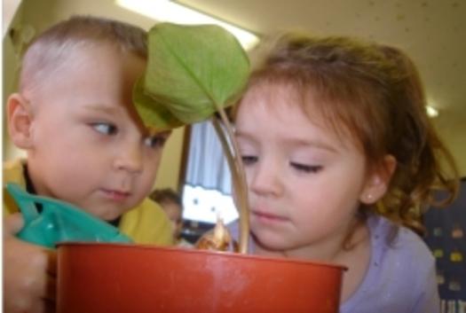 PHOTO: Children in Head Start program. Courtesy Clinton County Community Action Program.