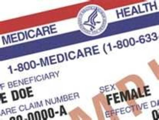 Photo: Medicare card. Courtesy of Simply Seniors
