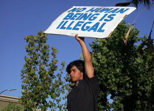 Foto: DREAMer protesta 2010