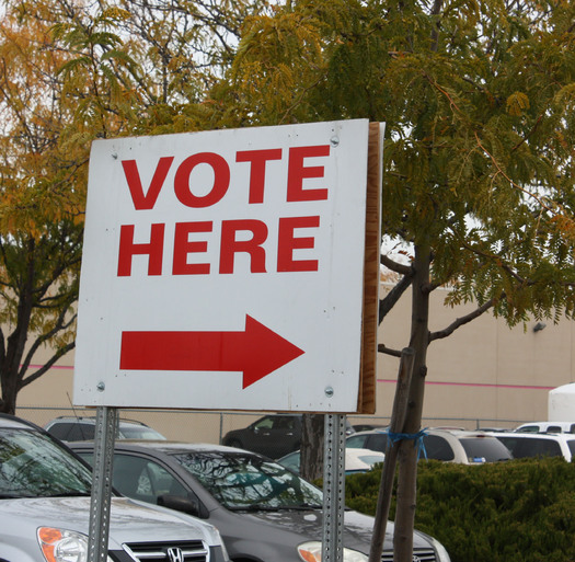 PHOTO: Montana Conservation Voters Education Fund wants voters to know their rights before they head to the polls. For example, a photo ID is NOT required in Montana. Photo credit: Deborah C. Smith.