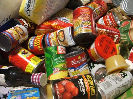 PHOTO: Donations are important during the holidays, but hunger is a year-round concern in Ohio. Courtesy of Ohio Association of Foodbanks.