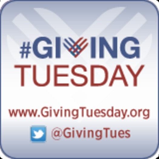 "Nov. 27 will be the first ""#GivingTuesday"" commemoration."