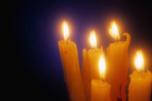 PHOTO: The candlelight vigil will salute those whose lives have been impacted by HIV or AIDS.