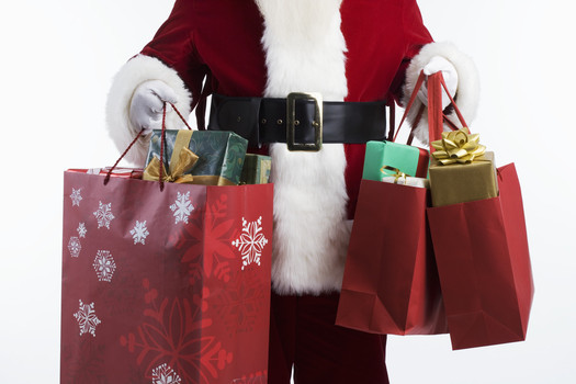 PHOTO: With 15 days left until Christmas, holiday shopping is in full swing. But many people are spending money they don't have.