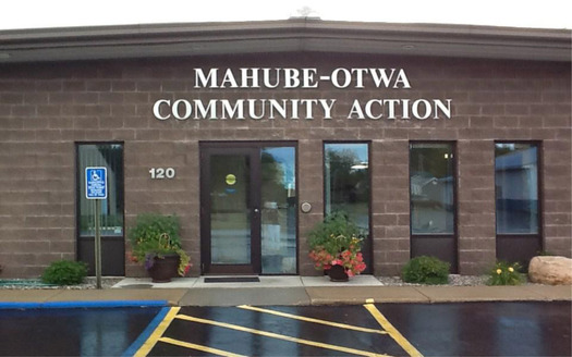 "PHOTO: The Mahube-Otwa Community Action Partnership is one resource for Minnesotans who used to be ""middle-income,"" but have found themselves struggling financially. Courtesy Mahube-Otwa CAP."