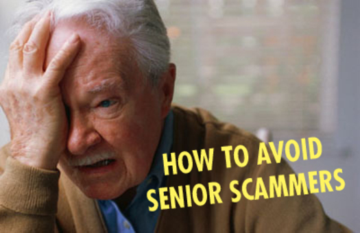 PHOTO: Scams seem more prevalent at holiday time – and older people in particular are being cautioned to check out any prospective charity before they give. Courtesy of Senior.com.