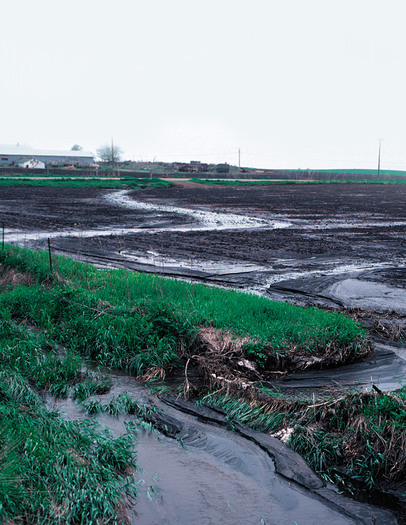 PHOTO: A new report from the Environmental Working Group finds no improvement in Iowa stream and river water quality in ten years. Photo credit: NRCS