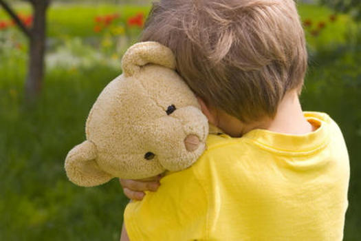 """PHOTO: """"Kids Don't Go with Strangers"""" is a campaign by the Law Enforcement Education Program, a group that topped this year's """"20 Worst Charities"""" list by the Oregon Attorney General. It says LEEP spends less than 3 percent of donations on its stated mission. Image from LEEPusa.com."""
