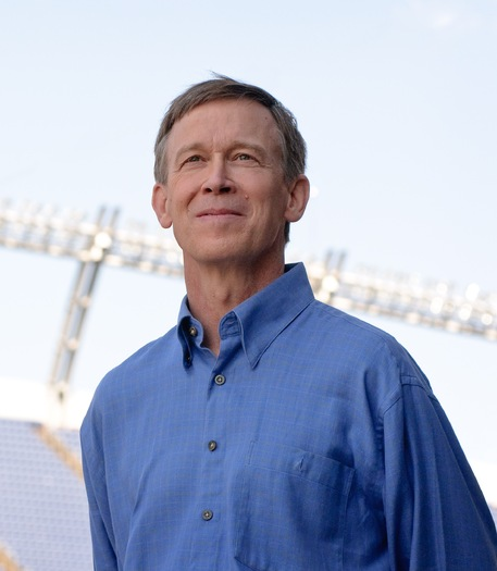 PHOTO: Colorado Governor John Hicklooper.