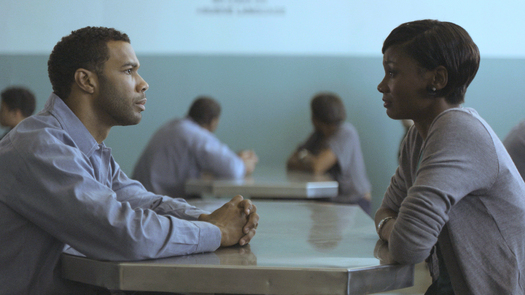 "PHOTO: A scene from ""Middle of Nowhere,"" a film by Ava DuVernay which was shown to the FCC as part of a successful campaign to get the agency to examine price gouging in prison phone contracts. Photo courtesy African American Film Festival Releasing Movement"