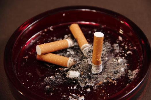 PHOTO: The American Cancer Society is hoping that this year's Texas Legislature will approve a statewide smoke-free workplace law. Courtesy of the Centers for Disease Control and Prevention.