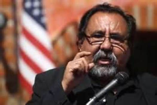 PHOTO: Southern Arizona Congressman Raul Grijalva says a Senate framework for immigration reform is encouraging, but he remains concerned about its emphasis on border security. CREDIT: Univision