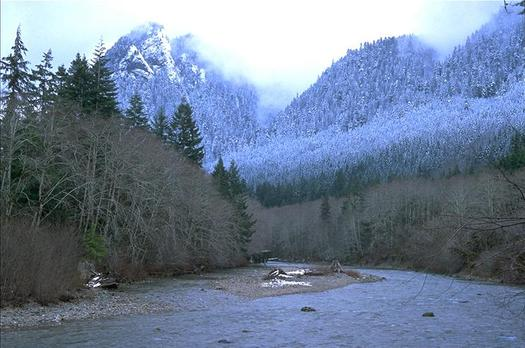 PHOTO: The Alpine Lakes Wilderness expansion legislation includes Wild & Scenic River protection for almost 30 miles of the Middle Fork of the Snowqualmie River. Courtesy Washington Wild.