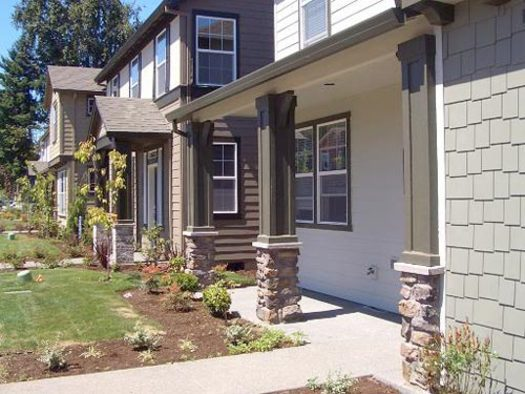 PHOTO: High housing prices put home ownership out of reach for many Oregonians without some assistance, acccording to a new CFED report. Courtesy U.S. Dept. of Housing & Urban Development