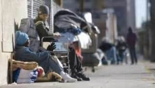 PHOTO: Estimates from a year ago put Arizona's homeless population at 28,000. A new statewide count is scheduled for next Wednesday. CREDIT: AZ Central