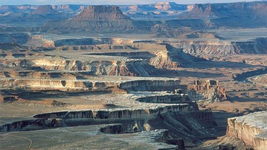 """PHOTO: A Joint Resolution in the Utah Legislature asks that Congress and the President take """"immediate action"""" to protect more of the Greater Canyonlands region for recreation. Courtesy National Park Service."""