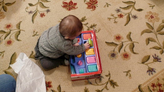 PHOTO: State budget cuts are expected to reduce child care and kinship care services for low-income Kentucky families, starting as early as April.
