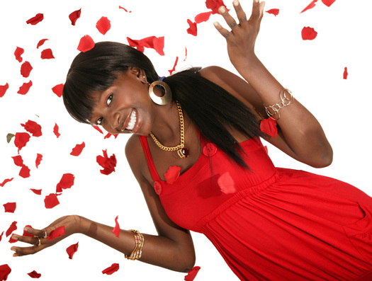 PHOTO: February is Heart Month, and the American Heart Association is encouraging women to wear red for healthy hearts. Image by Fotolia.