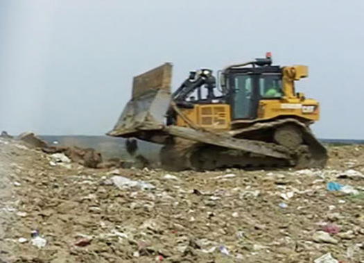 DNR takes control of air testing at Bridgeton Sanitary Landfill. Courtesy of: Missouri DNR