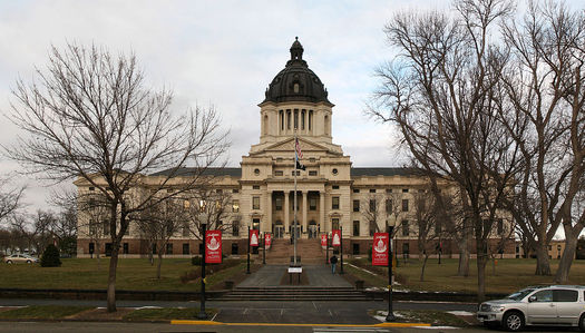PHOTO: Hearings are happening at the State Capitol in Pierre to hear South Dakotans' views on the possible expansion of Medicaid health-insurance coverage.