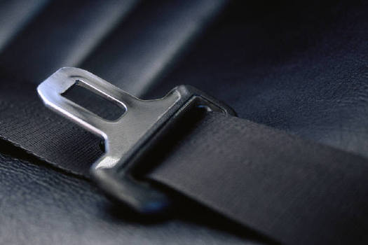 PHOTO: Expectant mothers should buckle up; it's safer for them and their pregnancy. Courtesy of Microsoft Images.