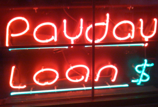 PHOTO: Due to a loophole in Texas law, consumers who use payday and auto-title lenders can end up paying an APR as high as 500%. A push at the Legislature seeks to close that loophole and hold these lenders to the same standards as other financial institutions. Photo credit: Jason Comely