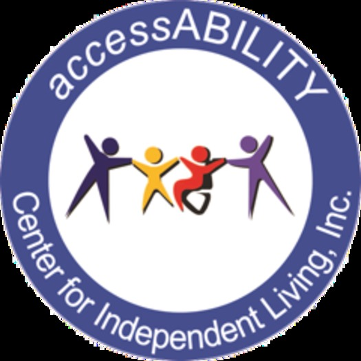 Image: accessABILITY - Center for Independent Living is one of several independent living centers across Indiana helping connect people with disabilities with resources. Logo courtesy accessABILITY