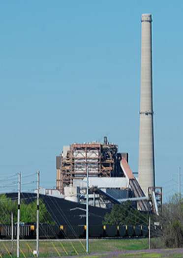 PHOTO: The Flint Creek Power Plant is at the heart of a controversy: Update it to meet more stringent air pollution standards, or retire it and focus on other forms of energy in Arkansas? Photo courtesy of SWEPCO.