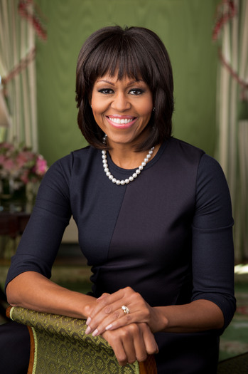 Photo: First Lady Michelle Obama will be at a bill signing in Annapolis. Photo credit: The White House