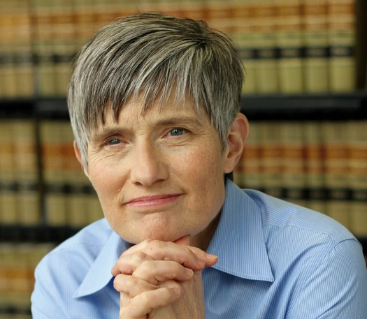 PHOTO: UW Law Professor Meg Gaines says the State Assembly is moving too fast on a proposed change regarding medical decisions.
