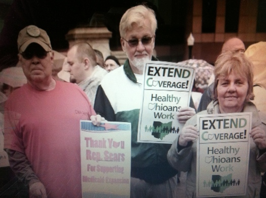 PHOTO: Despite the failure of the Ohio House to move forward with Medicaid expansion, supporters are optimistic state leaders will keep the discussion alive.