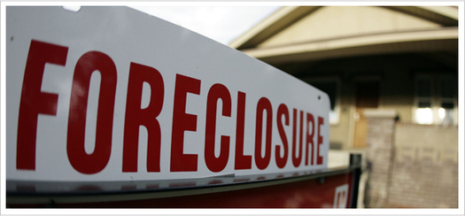 Photo: Housing assistance groups say banks are failing to help homeowners avoid foreclosure. Photo credit: FBI.GOV