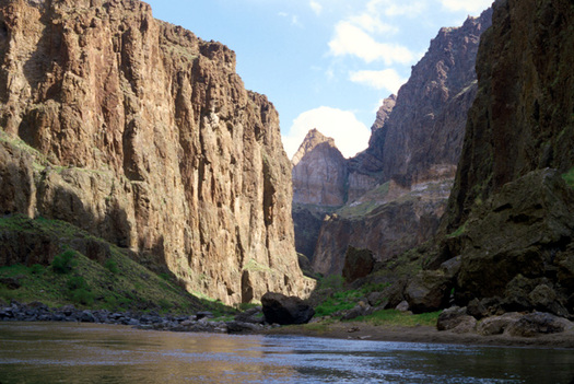 PHOTO: Southeastern Oregon's Owyhee River is too low for float trips again this year � but some whitewater enthusiasts have already booked for next year. Courtesy of Ouzel Outfitters.