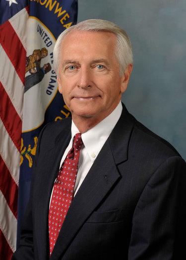 PHOTO: Governor Steve Beshear says Kentucky will expand Medicaid.