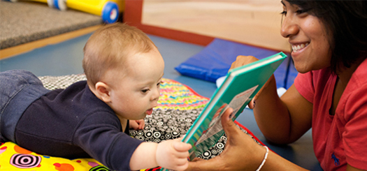 PHOTO: New Yorkers will join in a national campaign today, with a �virtual day of action� on behalf of federal support for early childhood education. Blogging, tweeting and posting will be done on behalf of those too young to engage in social media. Courtesy Zero to Three.