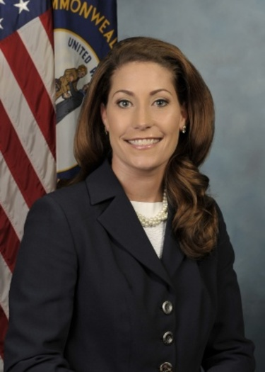 PHOTO: Secretary of State Alison Lundergan Grimes.