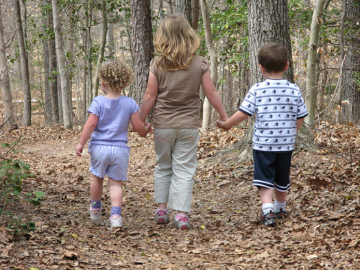 PHOTO: The latest KIDS COUNT Data Book from the Annie E. Casey Foundation ranks Arkansas as 40th in the nation for childhood well-being. While still among the worst in the U-S, progress is being made.  CREDIT: VA State Parks