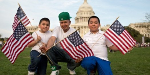 PHOTO: The U.S. Senate is moving ahead with legislation that will provide a pathway to citizenship for undocumented immigrants living in the United States. Photo credit: AmericanProgress.org