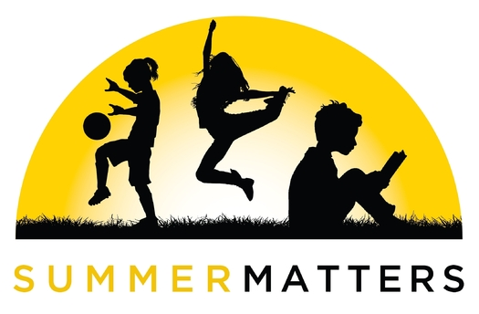 IMAGE:  Summer Matters is the first-ever statewide campaign to focus on creating and expanding access to summer learning opportunities for all California students. Research shows students taking part in summer learning programs substantially increased their academic and social skills.