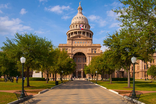 Capitolio de Texas - CRÉDITO DE FOTO: Stu Steeger