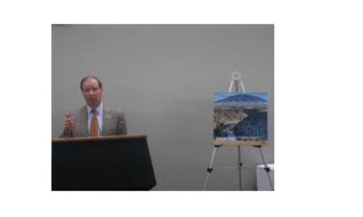 PHOTO: Senator Tom Udall who was awarded America's Great Outdoors Congressional Champions Award during Great Outdoors America Week June 24-27, 2013 in Washington, D.C.<br />Courtesy: The Wilderness Society.<br />