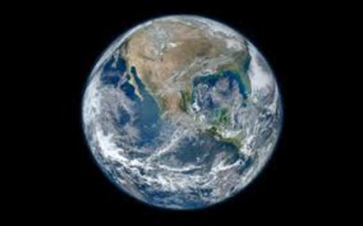 Photo: President Obama's plan to address global climate change has national security implications according to a group of retired U.S. Generals and Admirals. Photo credit: NASA.gov