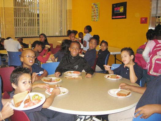 PHOTO: More Maryland kids are getting supper through the Afterschool Meals Program, according to a new report by Maryland Hunger Solutions. Photo credit: Maryland Hunger Solutions