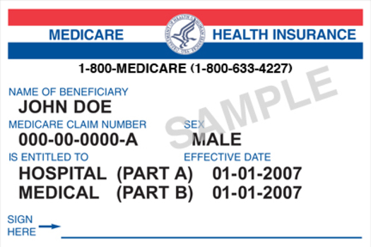 Photo: Supporters say PRIME Act could further reduce Medicare fraud. Courtesy: medicare.gov