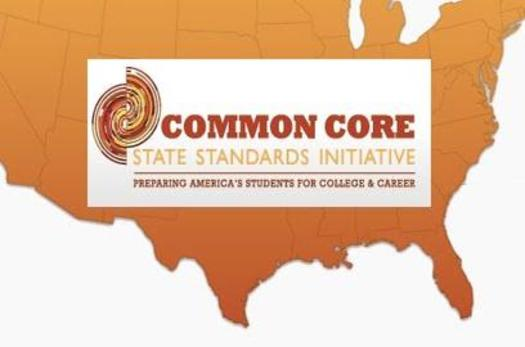 IMAGE: A bill was introduced in the Ohio house Thursday that would void the state Board of Education's adoption of Common Core, a new set of standards for what students should know and be able to do in math and English. Image: Common Core logo.