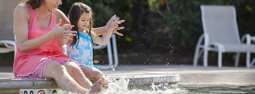 "PHOTO: The CPSC is launching its annual ""Pool Safely Week"" campaign, calling on community aquatic centers and water parks to host safety events. Photo Credit: poolsafely.gov"